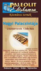 Paleolit Éléskamra Nagyi Palacsintája Lisztkeverék Nettó Tömeg: 180G