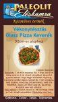 Paleolit Éléskamra Vékonytésztás Olasz Pizza Lisztkeverék Nettó tömeg: 180g