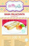 ANYAsüti Baba palacsinta lisztkeverék (gluténmentes) 300 g