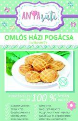 ANYAsüti Omlós házi pogácsa lisztkeverék (gluténmentes) 300 g