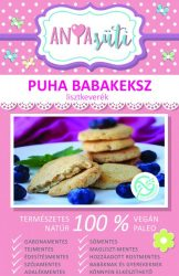 Anyasüti Puha Babakeksz Lisztkeverék (Gluténmentes) 300 G