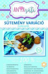 ANYAsüti Sütemény variációk lisztkeverék (gluténmentes) 300 g