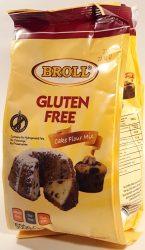 Broll gluténmentes süteményliszt 500g