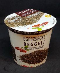 Egészséges Reggeli Zabkása chia maggal és goji bogyóval 68 gr.