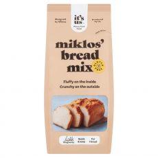 GLUTENIX gluténmentes Falusi fehér kenyér sütőkeverék 500g