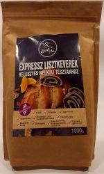 Szafi Free EXPRESSZ  lisztkeverék kelesztés nélküli tésztákhoz 1000 gr.