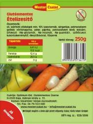 Mester Család  Gluténmentes ételízesítő 250g
