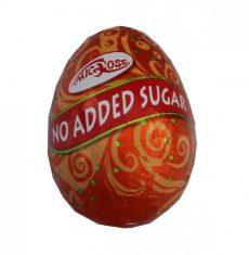 Hozzáadott Cukormentes Tejcsokoládé Tojás 25 G