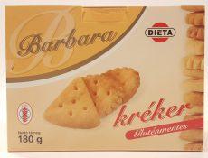 Barbara kréker 180 gr.