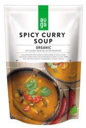 AUGA Bio Vegán  Fűszeres Curry Krémleves  400 g