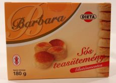 Barbara Sós Teasütemény 180g