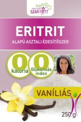 Szafi Reform Vaníliás Eritrit (eritritol) 250g