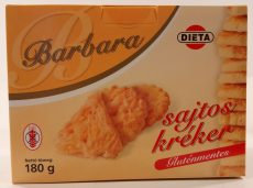 Barbara Sajtos Kréker 180G