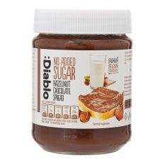 Diablo csokoládés mogyorókrém édesítőszerrel 350g