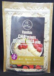 Szafi Free Vaníliás, Chia magos Quinoa kása alap 300 gr.