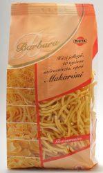 Barbara gluténmentes makaróni  200g