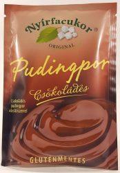 Nyírfacukor Original Pudingpor Csokoládés 100g