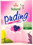 Haas Natural Puding Puncsízű pudingpor 40g