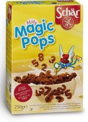 Schär     Milly Magic Pops 250g