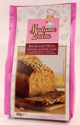 Madame Loulou Bread with Fibers 400g
