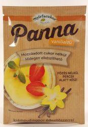 Nyírfacukor Original Panna Vaníliaízű 50g
