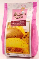Madame Loulou Curcuma Bread 400g