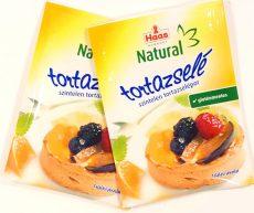 Haas Natural Szintelen Tortazselépor 11G