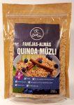 Szafi Free fahéjas almás Quinoa müzli