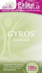 Szafi Reform Paleo Gyros fűszerkeverék 50g