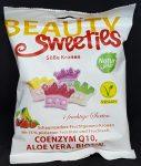 Beauty Sweeties Koronás Gyümölcsös Gumicukor 125 Gr.