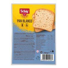 Schär Pan Blanco szeletelt fehér kenyér 250g