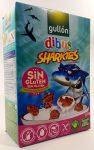 Gullón Dibus Sharkies reggeliző keksz  250G
