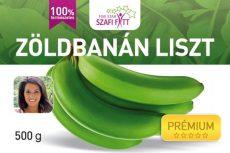 Szafi Reform Zöldbanán Liszt (Gluténmentes) 500G Prémium