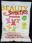 Beauty Sweeties Cukormentes Nyuszikás, Gyümölcsös Gumicukor 125 Gr.