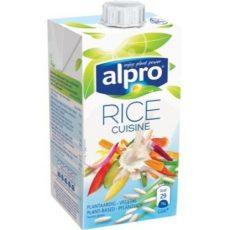 ALPRO Rizs Alapú Főzőkrém 250 ML