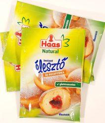 Haas Natural Instant élesztő 7g