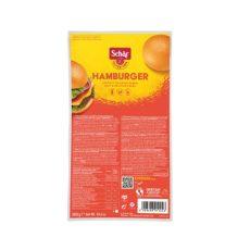 Schär Hamburger Gluténmentes zsemle 300g