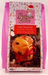 Madame Loulou Cake Panettone 400g