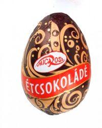 Étcsokoládé tojás 25 g - hengeres