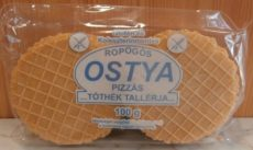 Tóthék Tallérja Gluténmentes Ostya 100G