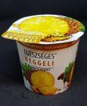 Egészséges Reggeli Zabkása ananásszal és mazsolával 68 gr.