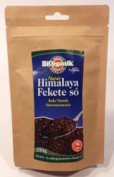Biorganic Himalaya Fekete Só 250 Gr.