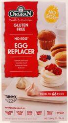 Orgran Gluténmentes tojáspótló por , univerzális 200g