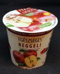 Egészséges Reggeli Zabkása almával és vörösáfonyával 68 gr.