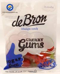Debron Cherry Gumicukor 90 Gr.