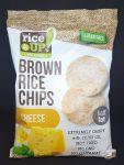 Rice Up sajros rizs chips 60 gr