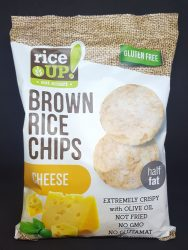 Rice Up sajros rizs chips 60 gr