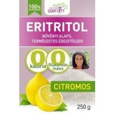 Szafi Reform Citromos Eritrit (Eritritol) 250g