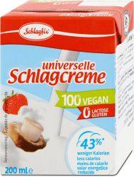 SCHLAGFIX Vegan Habkrém 15% 200 ML