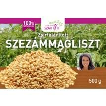 Szafi Reform Zsírtalanított Szezámmagliszt (Gluténmentes) 500G